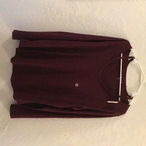 NWT! Loft long sleeve shirt! XL